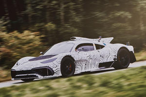 Mercedes-AMG: Project One Prototype Testing Can't Remain A Secret