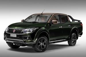 Garage Italia Creates Custom Fiat Truck Concept