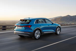 How Expensive Can You Make The Audi e-tron SUV?