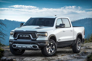 2019 Ram 1500 Rebel 12 Special Edition Combines Luxury With Off-Road Capability