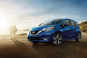 2019 Nissan Versa Note Gets Improved Infotainment And A Minor Price Increase