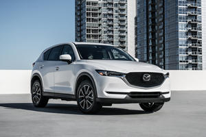 2019 Mazda CX-5 Will Finally Get More Powerful Turbocharged Variant