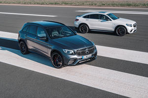Your Next Mercedes GLC Won't Come From Germany