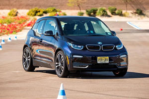 BMW i3 Set To Receive Major Update For 2019