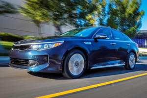 2019 Kia Optima Hybrid Receiving $3,000 Discount, But There's A Catch