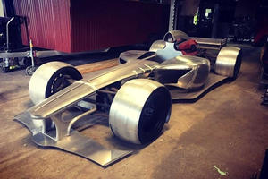 This Ferrari-Powered Formula One Replica Is Road Legal