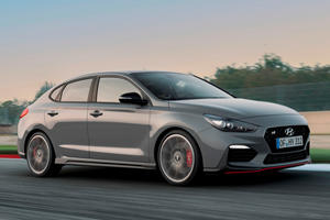 New Hyundai i30 Fastback N Is The Hot Five-Door Coupe America Needs
