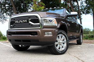 2018 Ram Heavy Duty Rodeo Edition Is Rugged And Refined