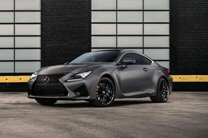 Lexus Reveals Why Owning Matt Paint Is A Total Pain