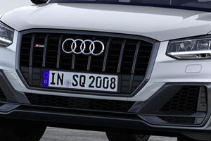 Audi SQ2 Is So Powerful It Broke Cover Before The Paris Motor Show