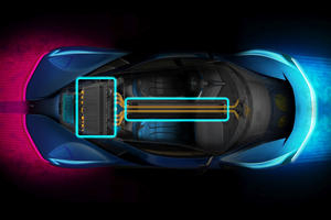 Rimac To Develop Powertrain For Pininfarina's 2,000-HP Electric Hypercar