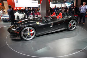 Limited Edition Ferrari SP1 And SP2 Look Even More Beautiful In Person