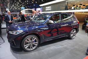 2019 BMW X5 Goes Public In Paris