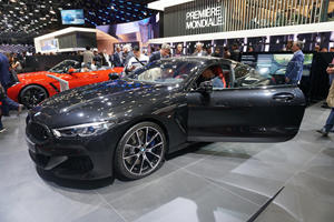 2019 BMW 8 Series Is Back From Le Mans