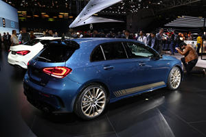 Mercedes A45 AMG Set To Pack 400 HP, Eight-Speed DCT, And Drift Mode