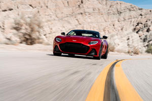 You Can Now Own a Piece Of Aston Martin