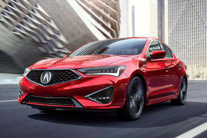 2019 Acura ILX Offers A Lot More For Much Less
