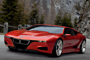 Is BMW Working On A New Hybrid Halo Supercar?