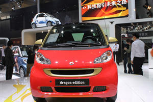 Smart Fortwo Dragon Edition? Call in the Dragonslayer for Brabus