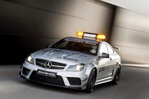 Mercedes Most Powerful C63 AMG Black Series is the DTM Safety Car