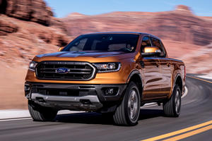 Here Are The Official Truck Guy Specs For The 2019 Ford Ranger
