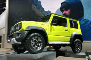Despite The Original Being A Jeep Copycat, Today's Suzuki Jimny Is Sweet Forbidden Fruit