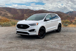 2019 Ford Edge ST First Drive Review: A Killer With A Conscience?