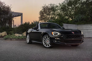 2018 Fiat 124 Spider Review