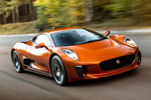 Could The Jaguar F-Type Successor Be An All-Electric Baby C-X75?