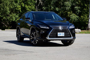 2019 Lexus RX 350L Test Drive Review: Comfort First