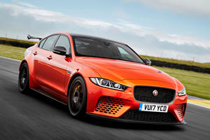 Is The Jaguar XE SV Project 8 Way More Powerful Than Advertised?