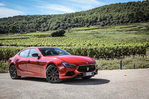 Driving Maseratis From Paris To Monte Carlo: A Journey Of Discovery