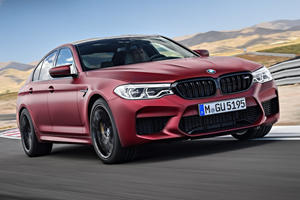 Eighty-Five Percent Of BMWs In 2030 Will Still Have A Combustion Engine