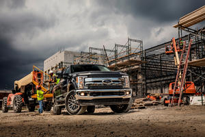 2018 Ford Super Duty F-350 DRW Review
