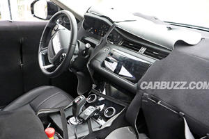 Take A Look At The All-New Range Rover Evoque's Exquisite Interior