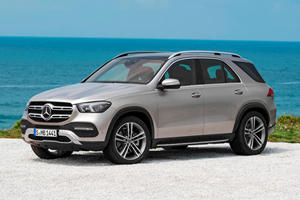 Watch Out BMW, The Mercedes GLE Plug-In Will Have Incredible Range