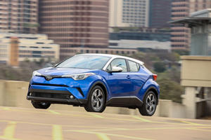 The Wheels Literally Fall Off the Toyota C-HR