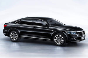 China's All-New Volkswagen Passat Previews What America Will Soon Get?