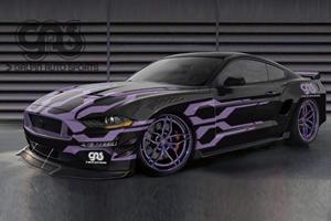 Ford Wants You To Look At These SEMA Mustangs