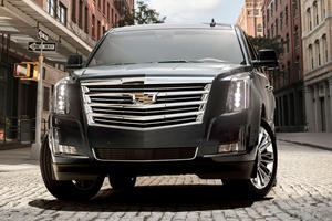 Buy A New 2018 Cadillac Escalade, Get A $7,000 Discount