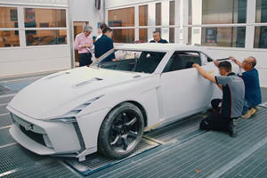 VIDEO: Extraordinary Nissan GT-R50 Built By Hand