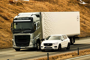 Volvo Truck Engines Running Dirtier Than They're Supposed To