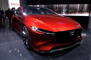 All-New Revolutionary Mazda3 Teased Ahead Of LA Reveal