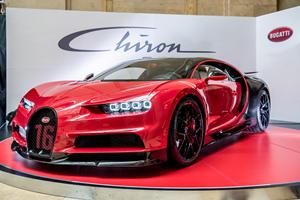 Bugatti Chiron Super Sport Set For Geneva 2019 Reveal?
