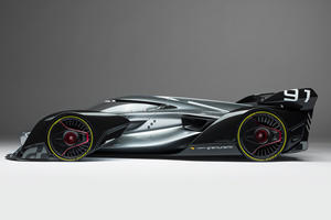 Is McLaren Planning To Build Its Bonkers Video Game Car?