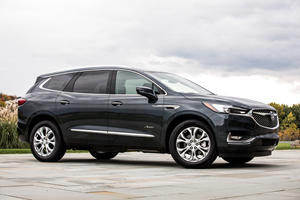 Buick Could Be Why The New Chevrolet Blazer Doesn't Have Three-Rows