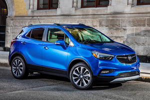 Right Now You Can Buy A 2019 Buick Encore With A 20 Percent Discount