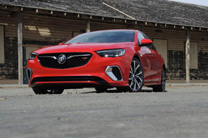 2018 Buick Regal GS Test Drive Review: Signs Of Buick's Cadillac-Like Revival?
