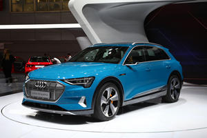 Audi e-tron Calls In Sick Before Its First Day At Work
