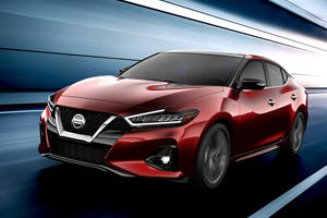 This Is The 2019 Nissan Maxima